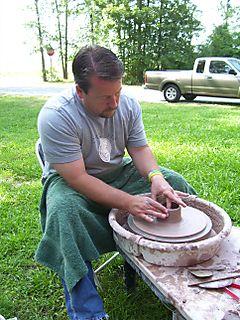Blake pottery 1